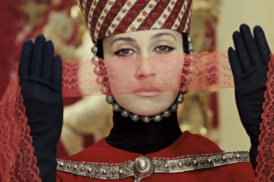 Sayat Nova et Sergueï Paradjanov © copyrights: Capricci Films.
