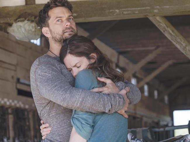 Alison et Cole Lockart dans The Affair. © Showtime Networks Inc