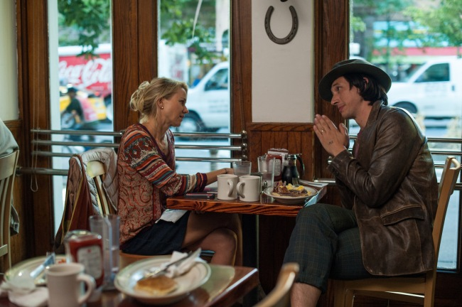 Adam Driver et Naomi Watts. © SquareOne/Universum