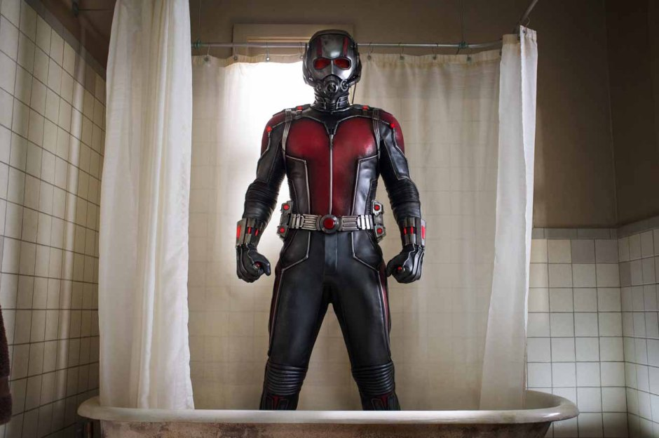 Marvel's Ant-Man..Scott Lang/Ant-Man (Paul Rudd) © Marvel 2015 Zade Rosenthal