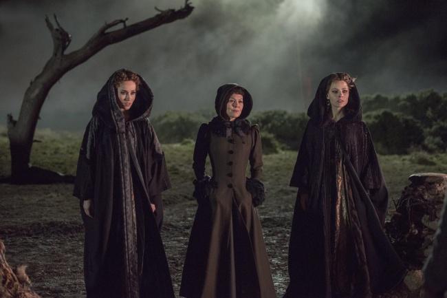 Les sorcières dans la saison 2 de Penny Dreadful. © Showtime