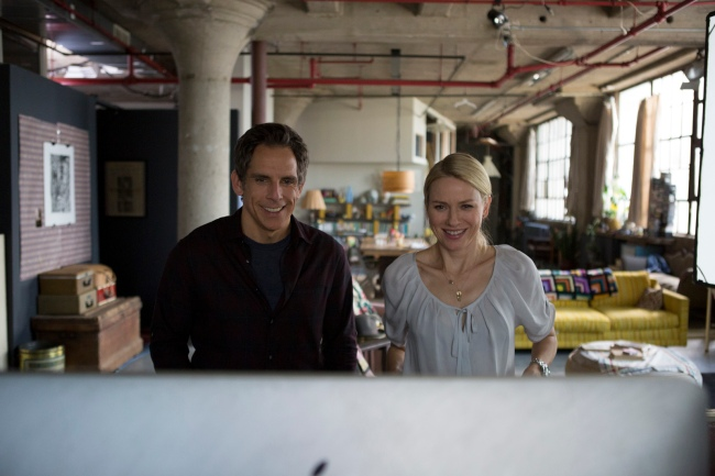 Ben Stiller et Naomi Watts. © SquareOne/Universum