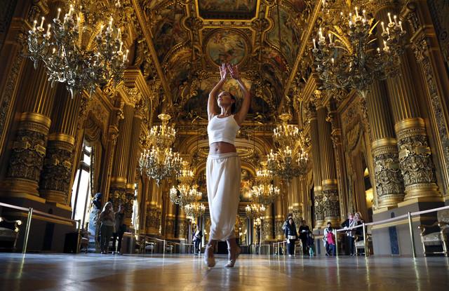 Alexandra Cardinale danse