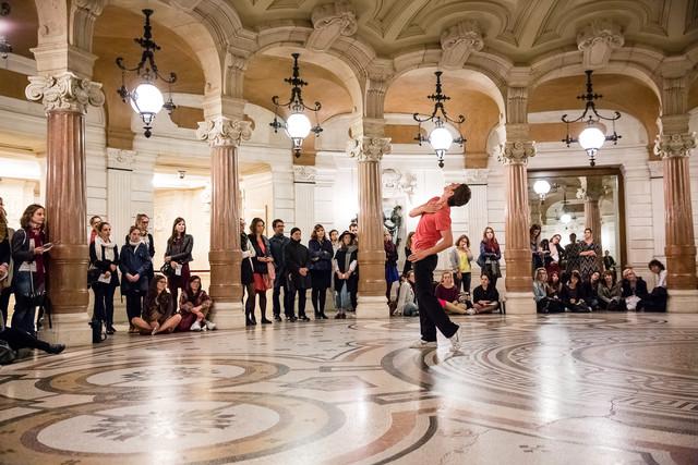 L'étoile Benjamin Pech © Ann Ray/Opéra national de Paris