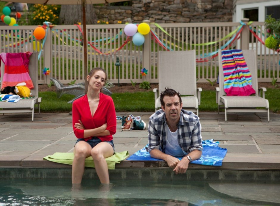 Alison Brie et Jason Sudeikis dans Sleeping with other people. © Linda Kallerus, AP