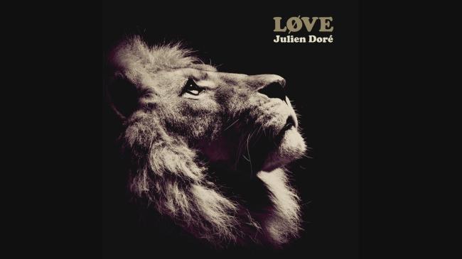 Album LØVE de Julien Doré