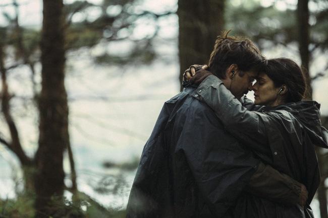 Romance entre Rachel Weisz et Colin Farrel © Haut et Court
