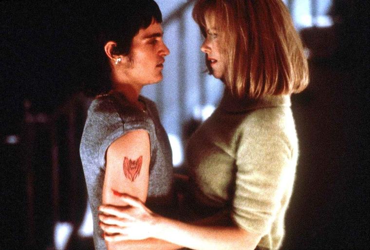 Jimmy Emmet (Joaquin Phoenix) et Suzanne Maretto (Nicole Kidman) dans l'adaptation de Gus Van Sant © D.R. Allociné