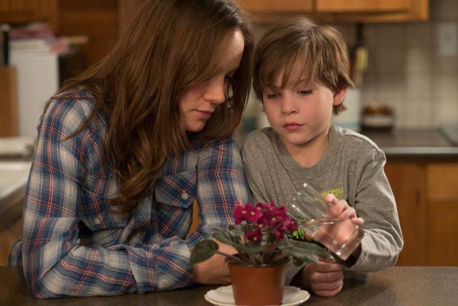 Room de Lenny Abrahamson avec Brie Larson et Jacob Tremblay © Universal Pictures