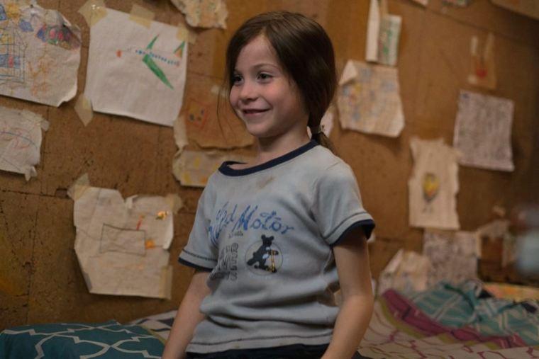 Jack (Jacob Tremblay) dans Room de Lenny Abrahamson © Universal Pictures