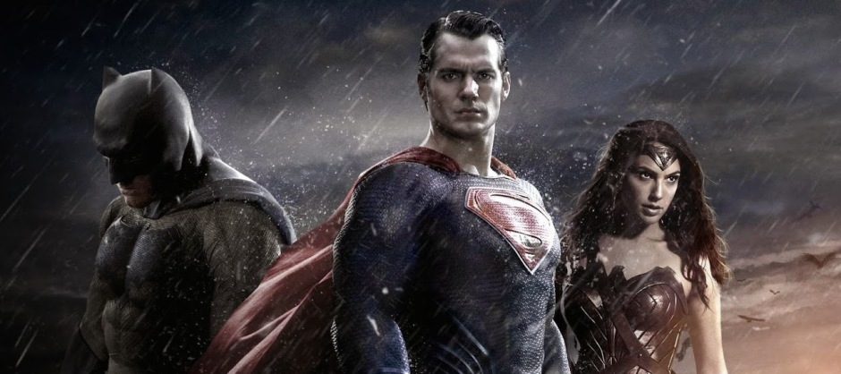 Batman (Ben Affleck), Superman (Henry Cavill) et Wonder Woman (Gal Gadot) dans Batman v Superman de Zack Snyder © Warner Bros. France