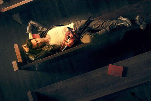 Cassidy (Joseph Gilgun), vampire irlandais dans la série Preacher © Matthias Clamer/AMC