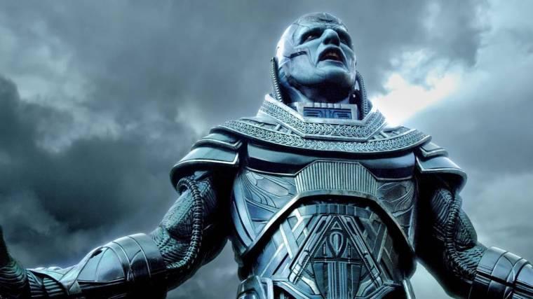 Apocalypse (Oscar Isaac). Copyright Twentieth Century Fox France