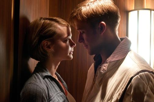 Ryan Gosling et Carey Mulligan dans Drive de Nicolas Winding Refn © Allociné