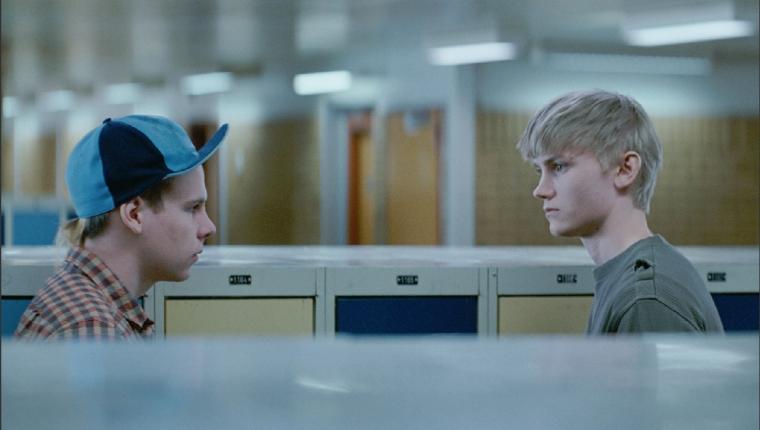 John (Ulrik Munther) réintègre son ancien lycée, deux ans après son crime. Mais dans l'établissement, personne n'a oublié l'acte et certains élèves vont persécuter le jeune homme. ©Zentropa