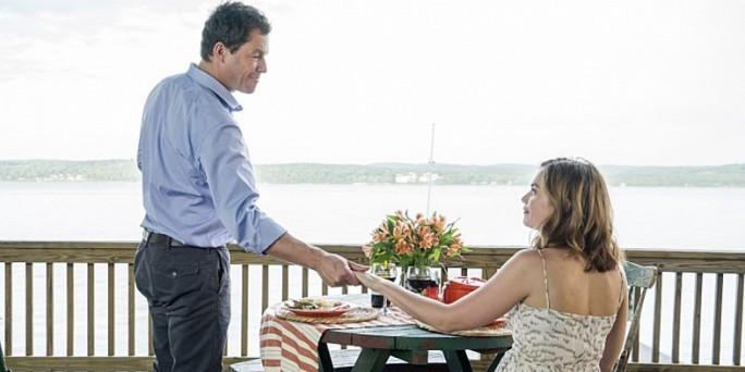 Noah (Dominic West) et Alison (Ruth Wilson) à l'origine de The Affair © Showtime Networks Inc.