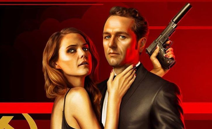 Elisabeth (Keri Russell) et Philip Jennings (Matthew Rhys) sont The Americans. © FX