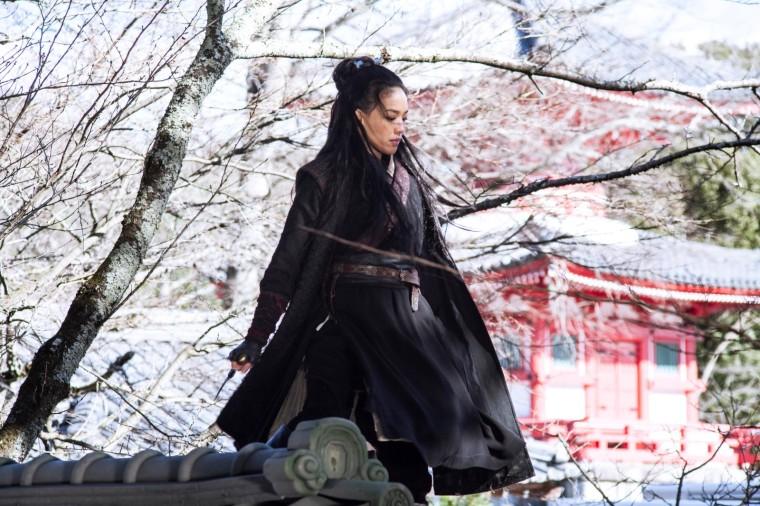 """Dans le sublime """"The Assassin"""" de Hou Hsiao Hsien, Nie Yinniang (Shu Qi), va devoir faire un choix entre le devoir et l'amour, au péril de sa vie. © Copyright Delphi Filmverleih"""