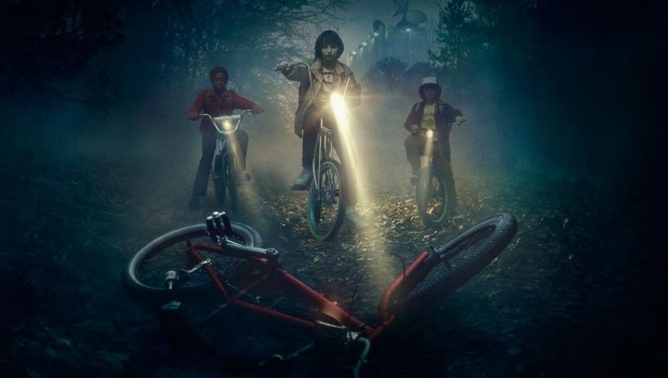 Strangers Things des frères Duffer sur Netflix © 21 Laps Entertainment / Netflix