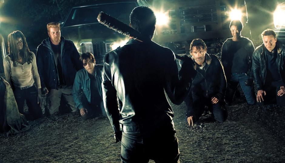 Dans le premier épisode de la saison 7, le groupe de Rick (Andrew Lincoln) va subir deux terribles pertes. Plus rien ne sera comme avant pour les survivants. © AMC