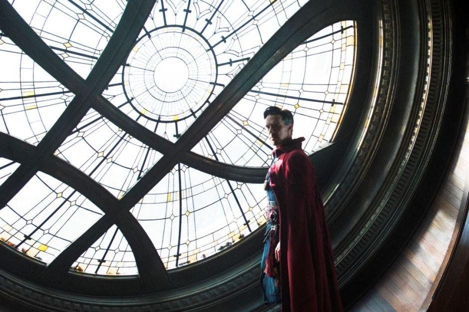 Jay Maidment / 2016 Marvel