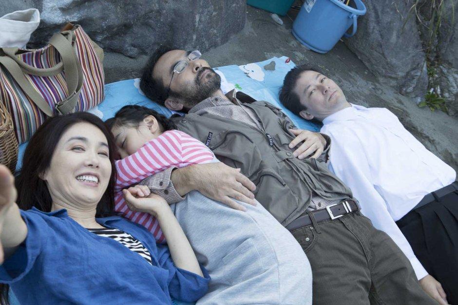 """Le thriller intime """"Harmonium"""" réalisé par Köji Fukada, avec Tadanobu Asano (Yasaka), Kanji Furutachi (Toshio) et Mariko Tsutsui (Akié). © Droits Réservés"""
