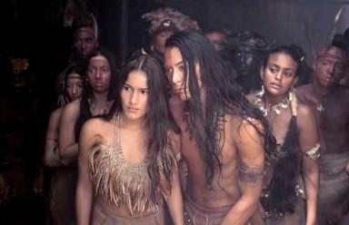 Terrence Malick revisite avec une grande poésie le mythe de Pocahontas dans Le Nouveau Monde © D.R.