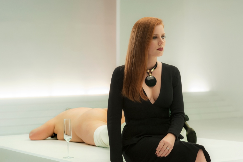 Susan (Amy Adams), héroïne du film de Tom Ford Nocturnal Animals © Universal Pictures International Merrick Morton/Focus Features