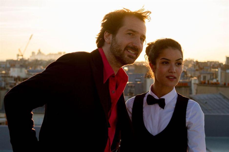 Luigi (Edouard Baer) et Faeza (Sabrina Ouazani) dans Ouvert La Nuit © Pascal Chantier