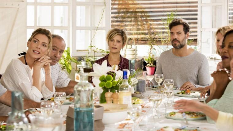 Désormais divorcés, Florence (Marina Foïs) et Vincent (Laurent Lafitte) vont devoir gérer la délicate phase de l'après-séparation... © Tibo & Anouchka / M6 Films et Fargo Films