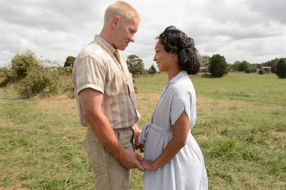 Jeff Nichols retrace l'histoire des époux Loving, Mildred (Ruth Negga) et Richard (Joel Edgerton) © Ben Rothstein Big Beach, LLC