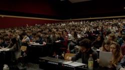 """Avec """"Le Concours"""", Claire Simon délaisse les bois de Vincennes et explore le monde de la Femis, prestigieuse école de cinéma située à Paris. © andolfi"""