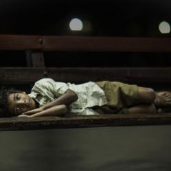 """""""Lion"""" de Garth Davis s'inspire d'une histoire vraie. Celle de Saroo, 5 ans, séparé de sa famille suite à un malencontreux incident. Adopté par une famille australienne et devenu adulte, l'homme part en quête de son passé. © Mark Rogers"""