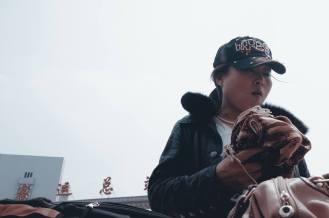 """""""Madame B. Histoire d'une Nord-Coréenne"""" de Jero Yun est un brillant documentaire, suivant le périple d'une anonyme nord-coréenne prête à tout pour rejoindre sa famille réfugiée en Corée du Sud. © Zorba productions"""