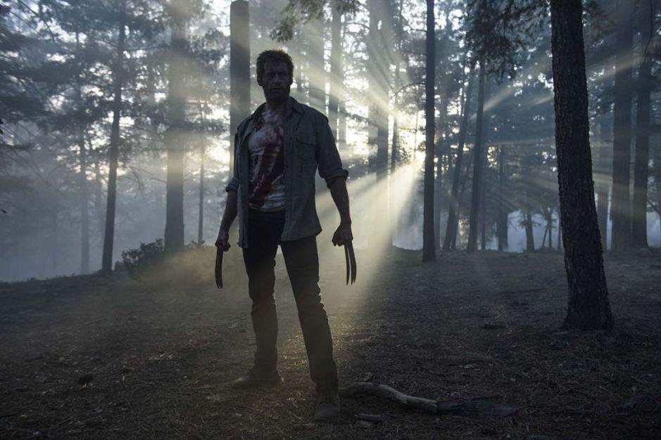 Hugh Jackman endosse une dernière fois le rôle de Logan, alias Wolverine, dans le film de James Mangold © Twentieth Century Fox France