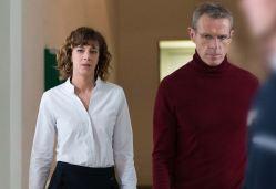 """Céline Sallette est l'héroïne de """"Corporate"""", ambitieux thriller sur le monde du management, réalisé par Nicolas Silhol. © Claire Nicol"""