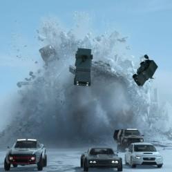 """Les héros de """"Fast & Furious"""" reviennent pour une huitième aventure survitaminée et encore plus démesurée. © Universal Pictures International France"""
