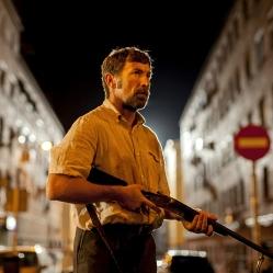 """Dans le rugueux """"La Colère d'un homme patient"""" de Raùl Arévalo, Antonio de la Torre incarne un homme avide vengeance. © EOne Films Spain"""