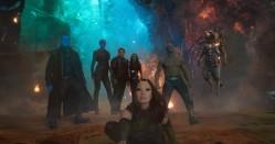 """Toujours réalisé par James Gunn, """"Les Gardiens de la Galaxie 2"""" plonge les super-héros de l'espace dans une nouvelle aventure riche en nouveaux personnages et rebondissements. © Marvel Studios 2017"""