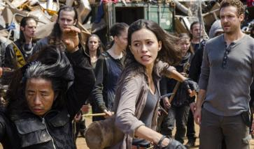 Bilan de la saison 7 de The Walking Dead. © Gene Page/AMC