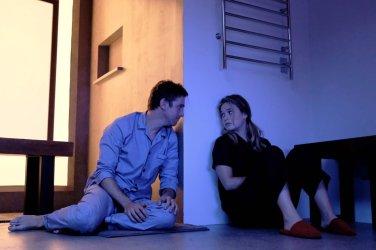 Syd (Rachel Keller) et David (Dan Stevens), ensemble dans Legion, la nouvelle série de Noah Hawley © Copyright 2017, FX Networks.