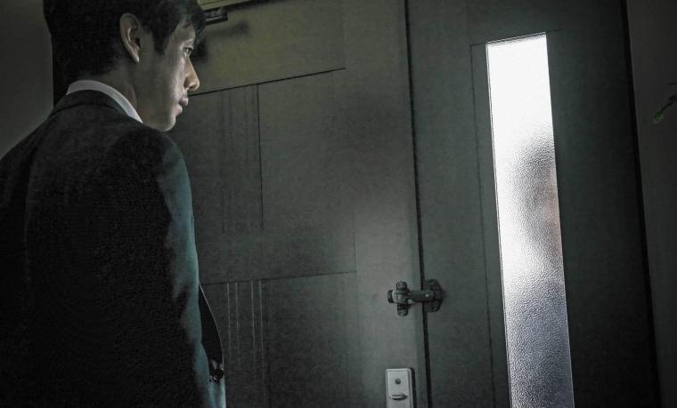 La confrontation entre Takakura (Hidetoshi Nishijima) et Nishino (Teruyuki Kagawa) est imminente... © Eurozoom