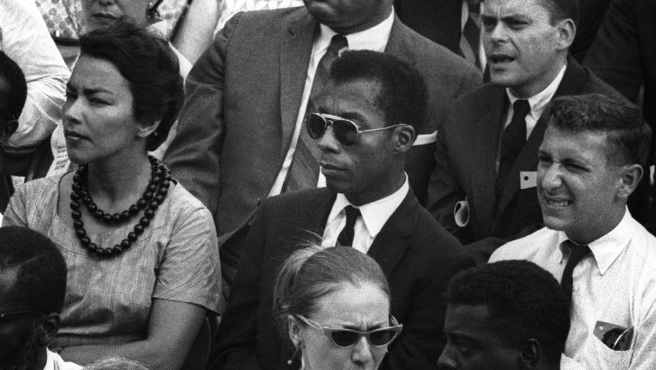 """Réalisé par Raoul Peck, le documentaire """"I Am Not Your Negro"""", consacré à l'auteur James Baldwin, est l'un des coups de cœur de la revue ciné du moi de mai. © Dan Budnick"""