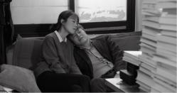 """""""Le Jour d'Après"""" de Hong Sang-soo. © Droits Réservés"""