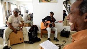 """""""Songs for Madagascar"""" de César Paes. © Droits Réservés"""